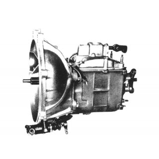 Gearshift <br> Gearbox