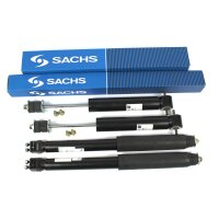 Set of shock absorbers Sachs until 09.85